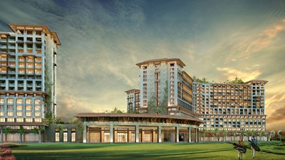 Palace breaks ground on third Moon Palace