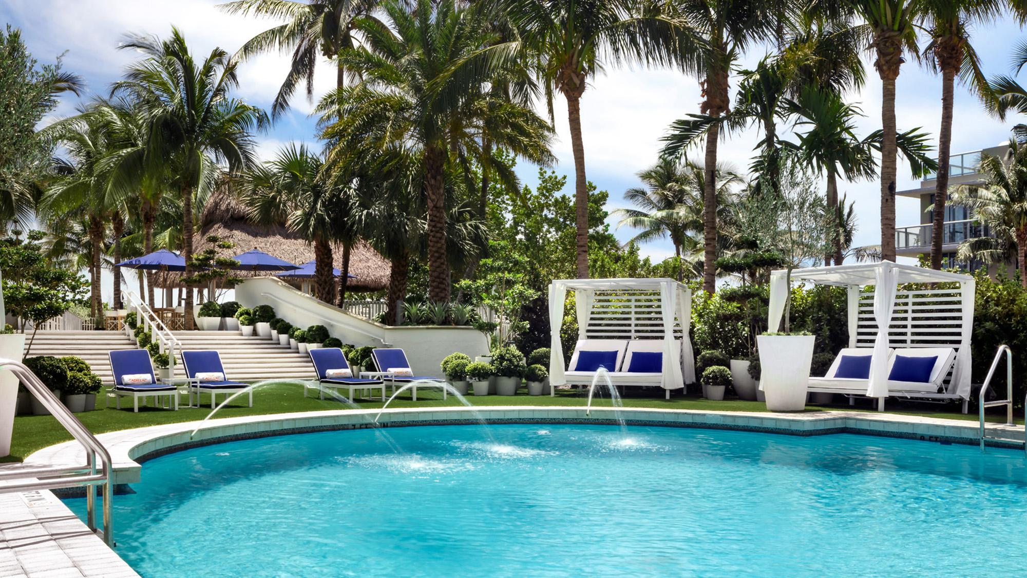 Cadillac Hotel Opens In Miami Beach