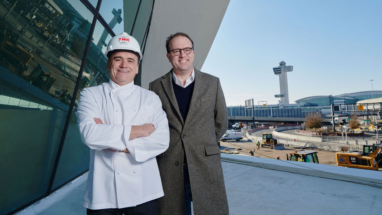 TWA Hotel to feature Paris Cafe