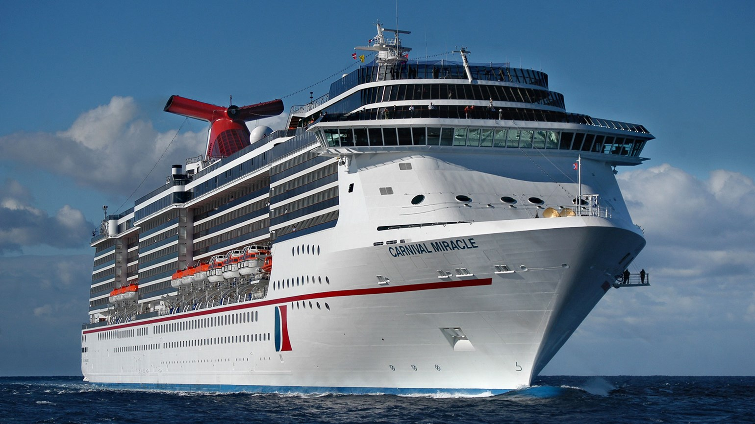 Carnival halts sailings out of San Diego