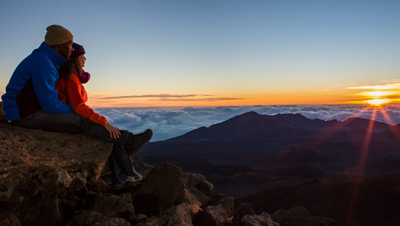Haleakala National Park on Maui is remaining open with a reduced staff during the partial federal shutdown.