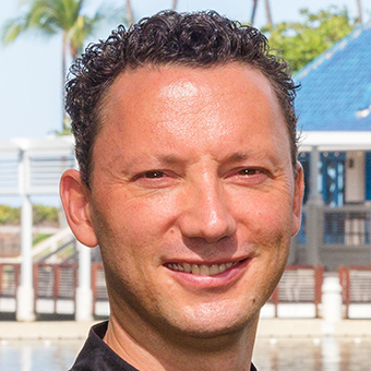 Arnaud Masset has joined Hilton Waikoloa Village as the new executive chef.