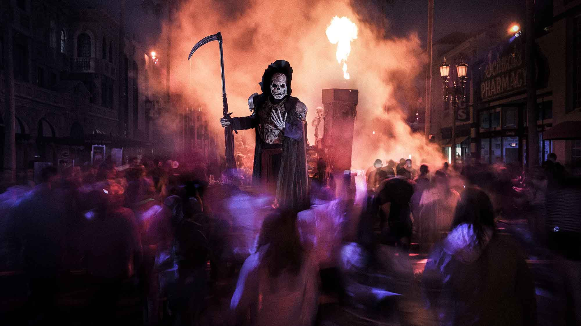 Universal Orlando plans earlier opening date for Halloween