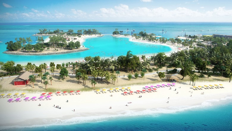 c53d3503cd09 MSC opts for chill over thrill at Ocean Cay  Travel Weekly