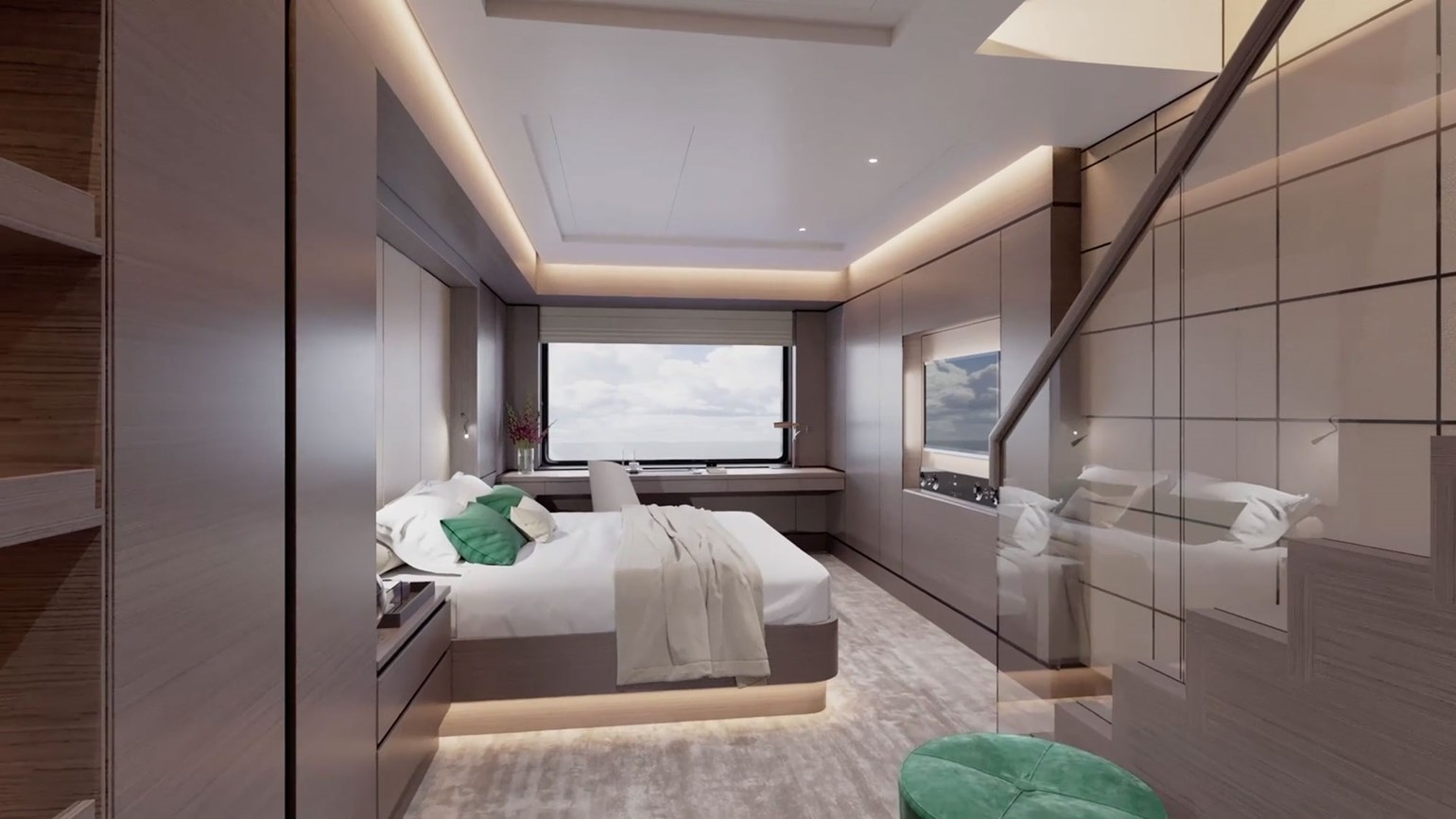 . Ritz Carlton Yacht Collection reveals suite designs  Travel Weekly