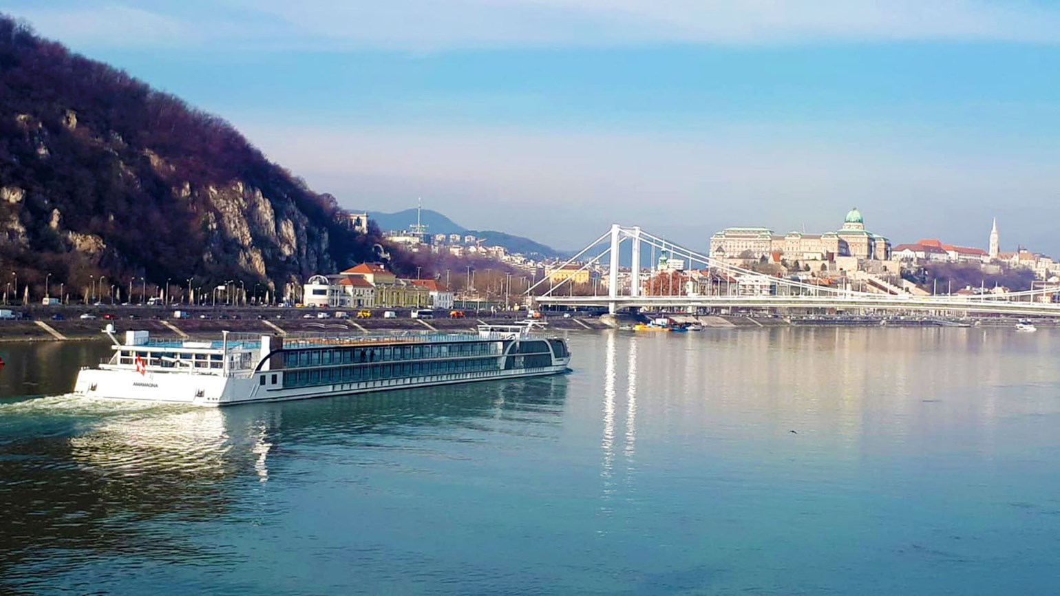AmaWaterways adds a second seven-river cruise