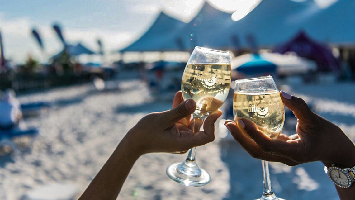 Cocoa Beach food and wine festival returns in April