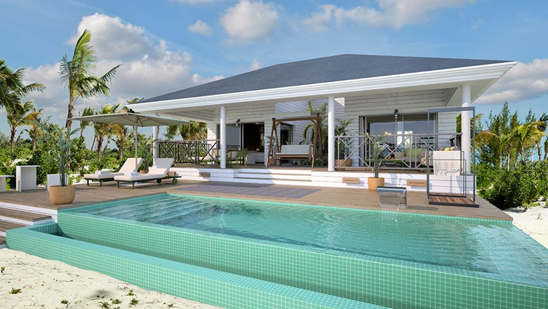 Excellence Oyster Bay in Montego Bay unveils five beach villas.