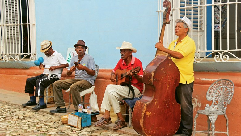 Musicians in Cuba, which is expected to draw more stayover visitors from the U.S. this year after a decrease in 2018.