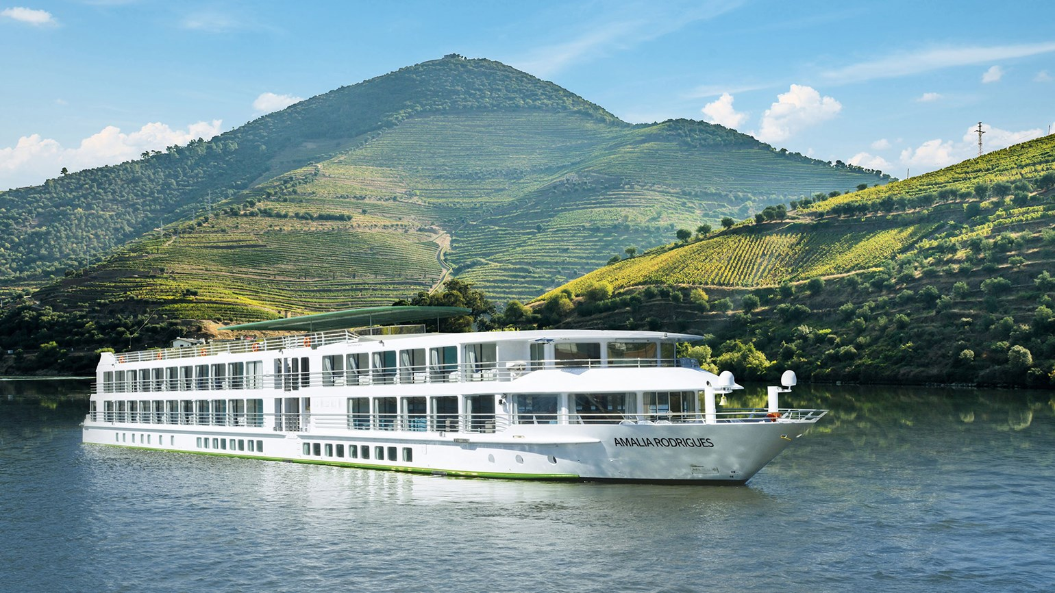 CroisiEurope launches the Amalia Rodrigues