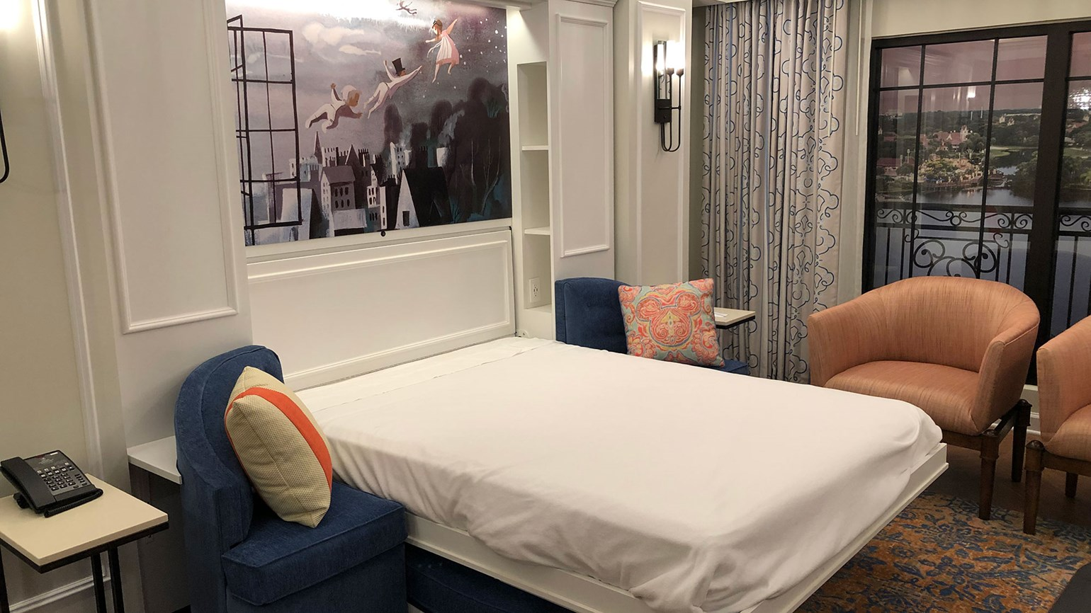 Disney's Riviera Resort to feature foldout beds