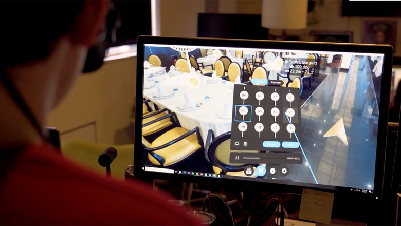 Seabourn using VR headsets to train waitstaff