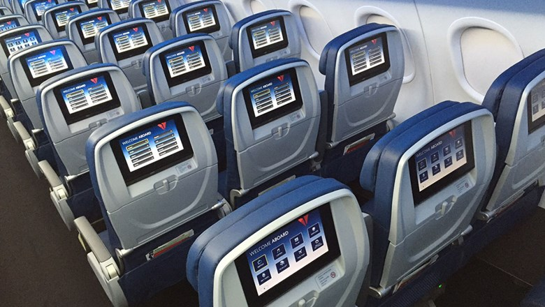 Delta reducing seat recline on Airbus A320s