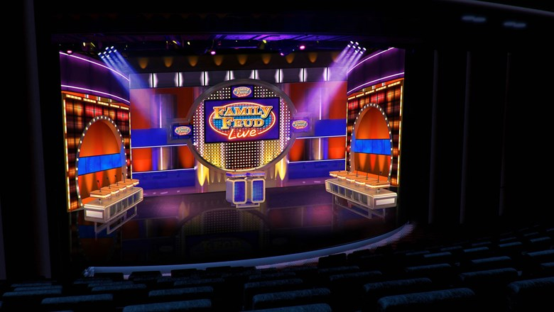 Family Feud game show coming to Carnival's Mardi Gras