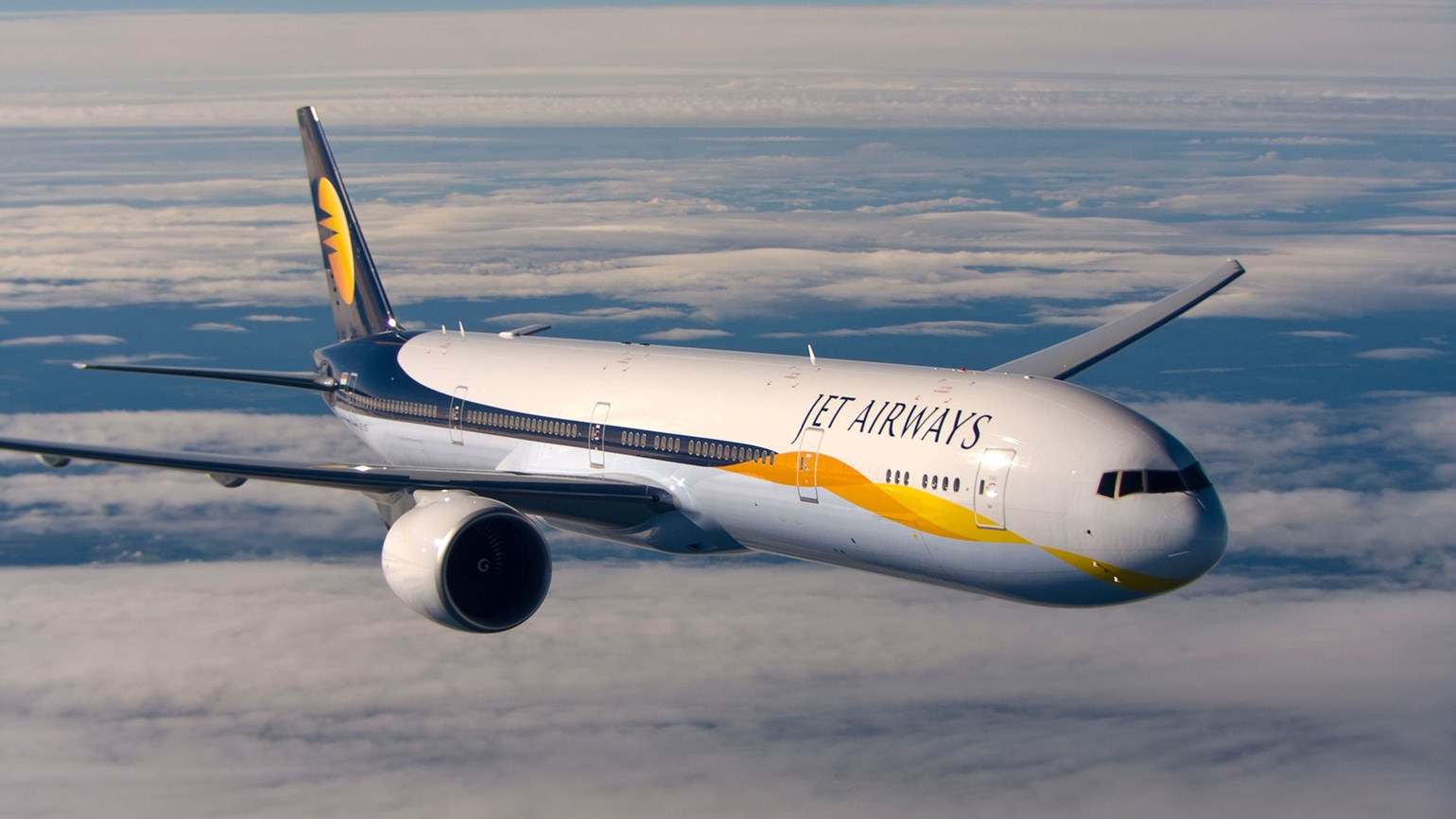 Jet Airways suspends operations