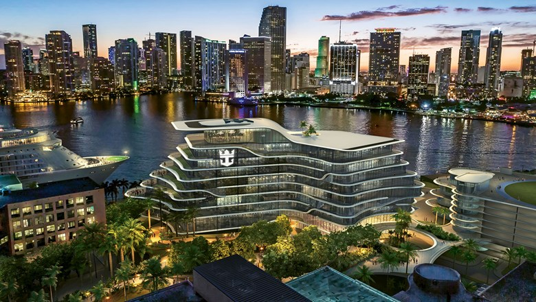 Royal Caribbean plans new $300M headquarters: Travel Weekly