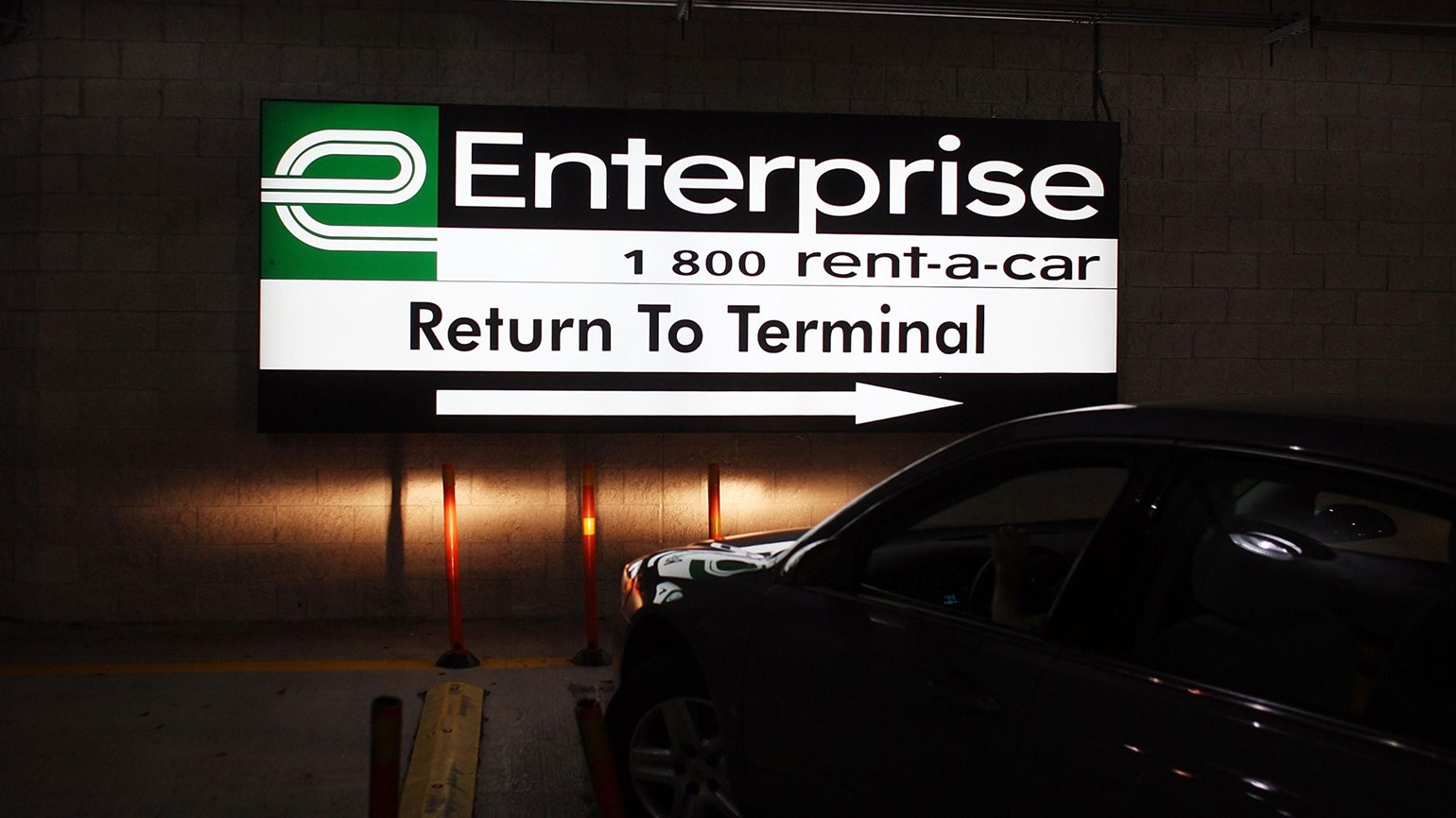 Enterprise starting vehicle subscription service
