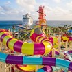 Royal Caribbean voyages to double the fun at private island