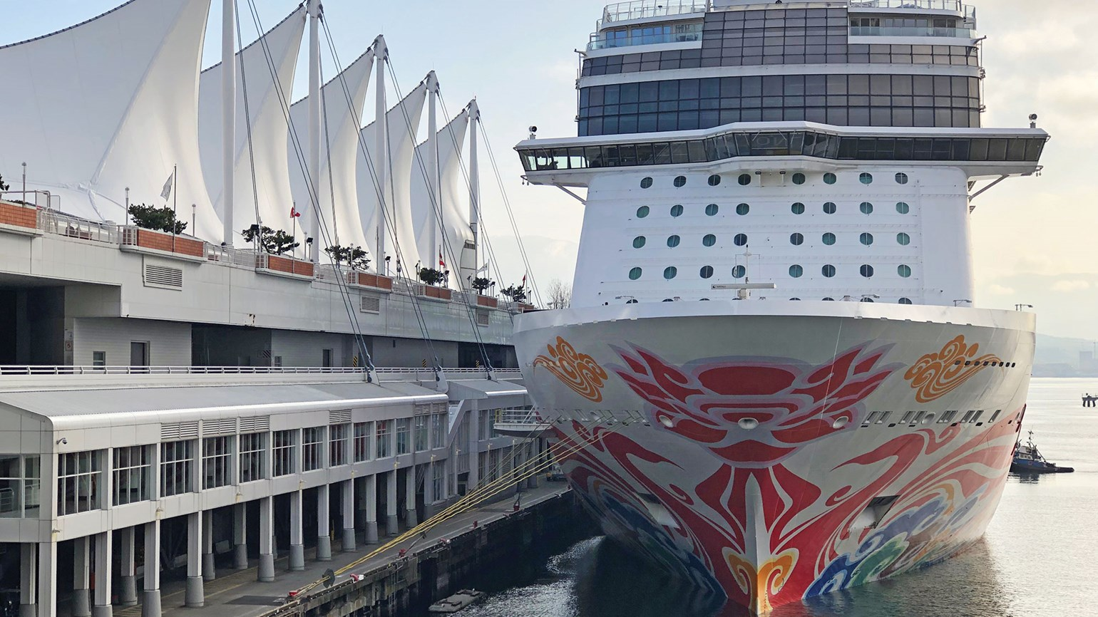 Updated: Congress proposes solutions to Canada's big-ship cruise ban