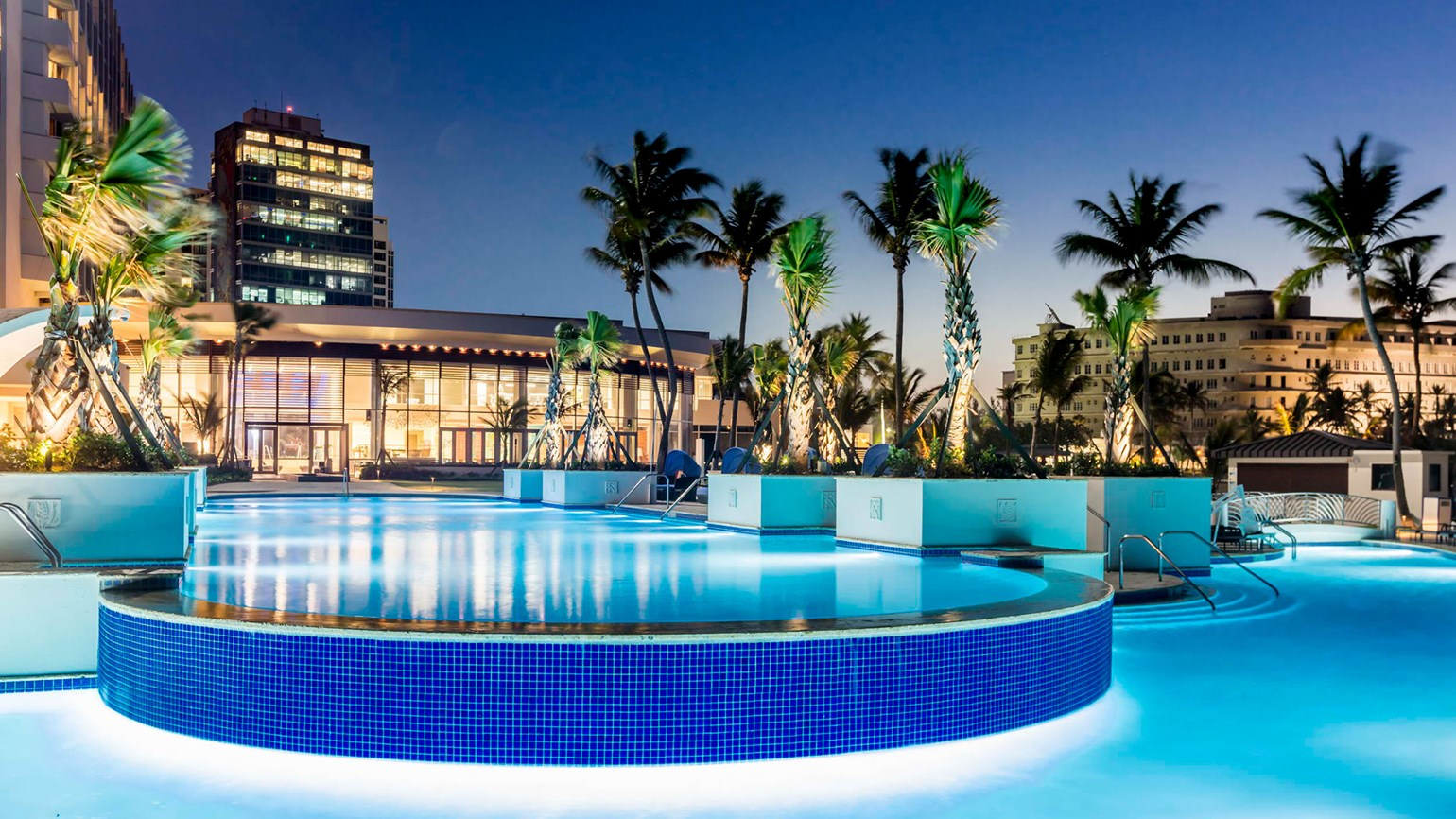 Caribe Hilton in San Juan reopens to guests