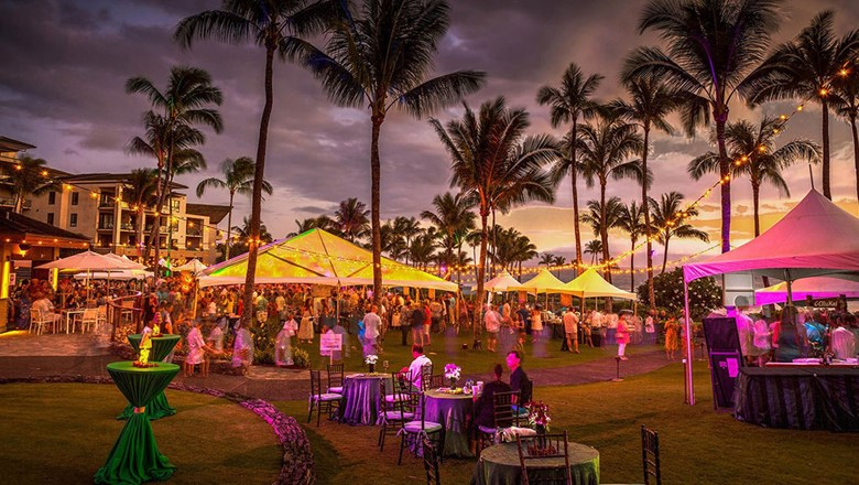 The Kapalua Food and Wine Festival has been bringing in master sommeliers and award-winning chefs for 38 years.