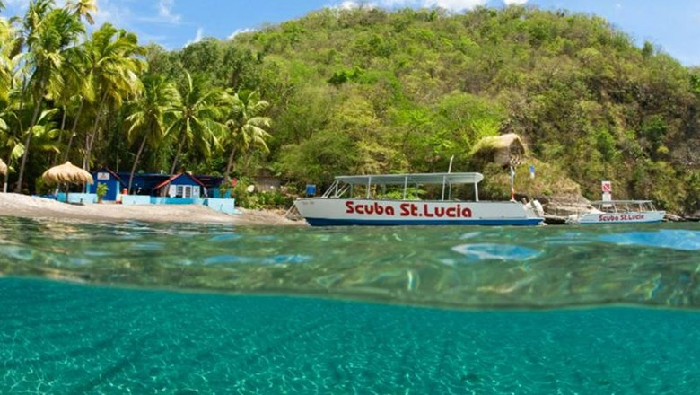 Scuba St. Lucia offers scuba instructor certification this summer.