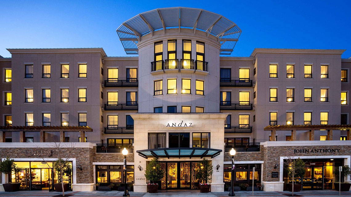 Hyatt forms lifestyle hotels division