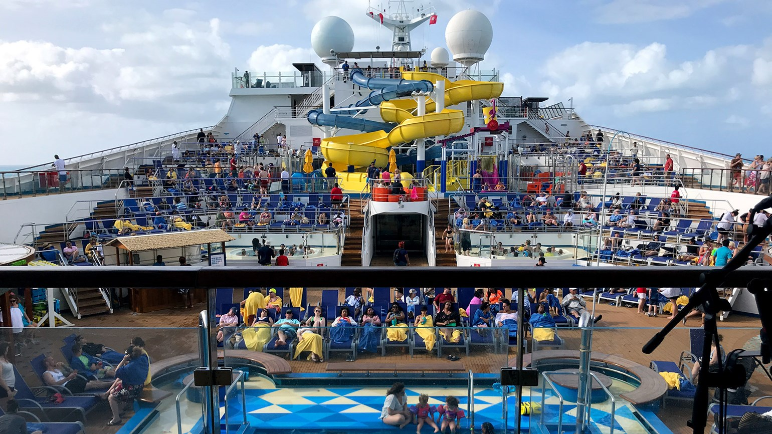 Direct Sales Canada >> Carnival Sunrise, more than a refurb: Travel Weekly
