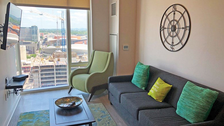 All The Comforts Of An Apartment Hotel At Stay Alfred At 505 Travel Weekly