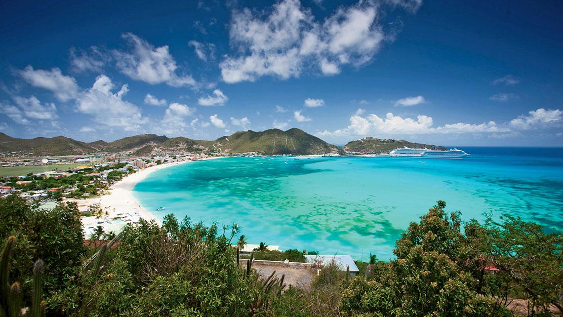 Saint Martin Gay Beach
