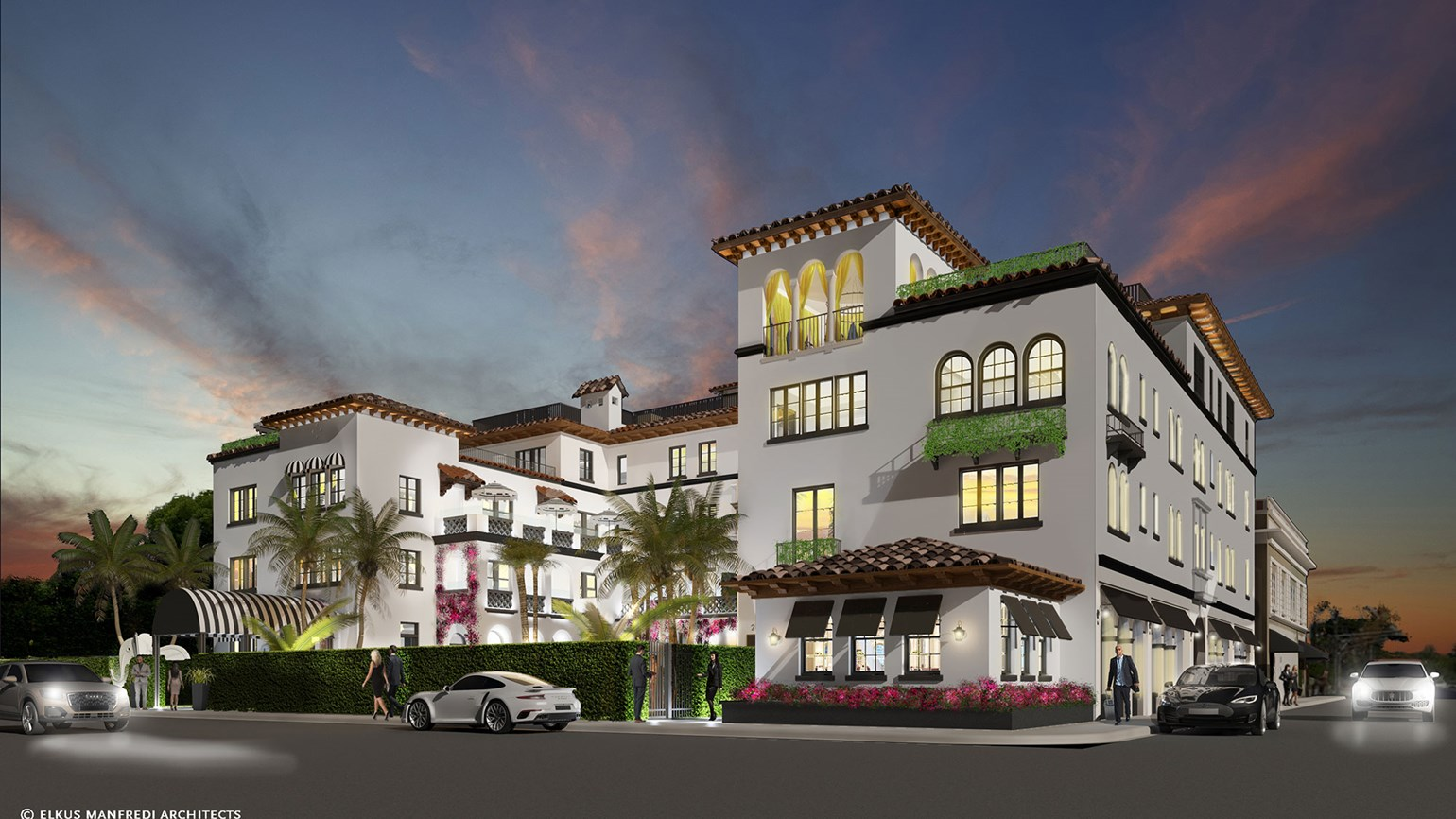 White Elephant Hotel Coming To Palm