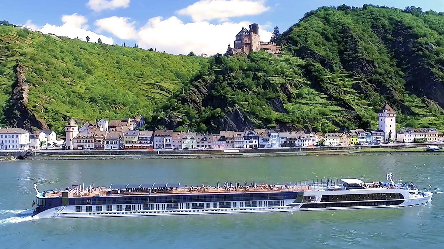 AmaWaterways launches AmaMora