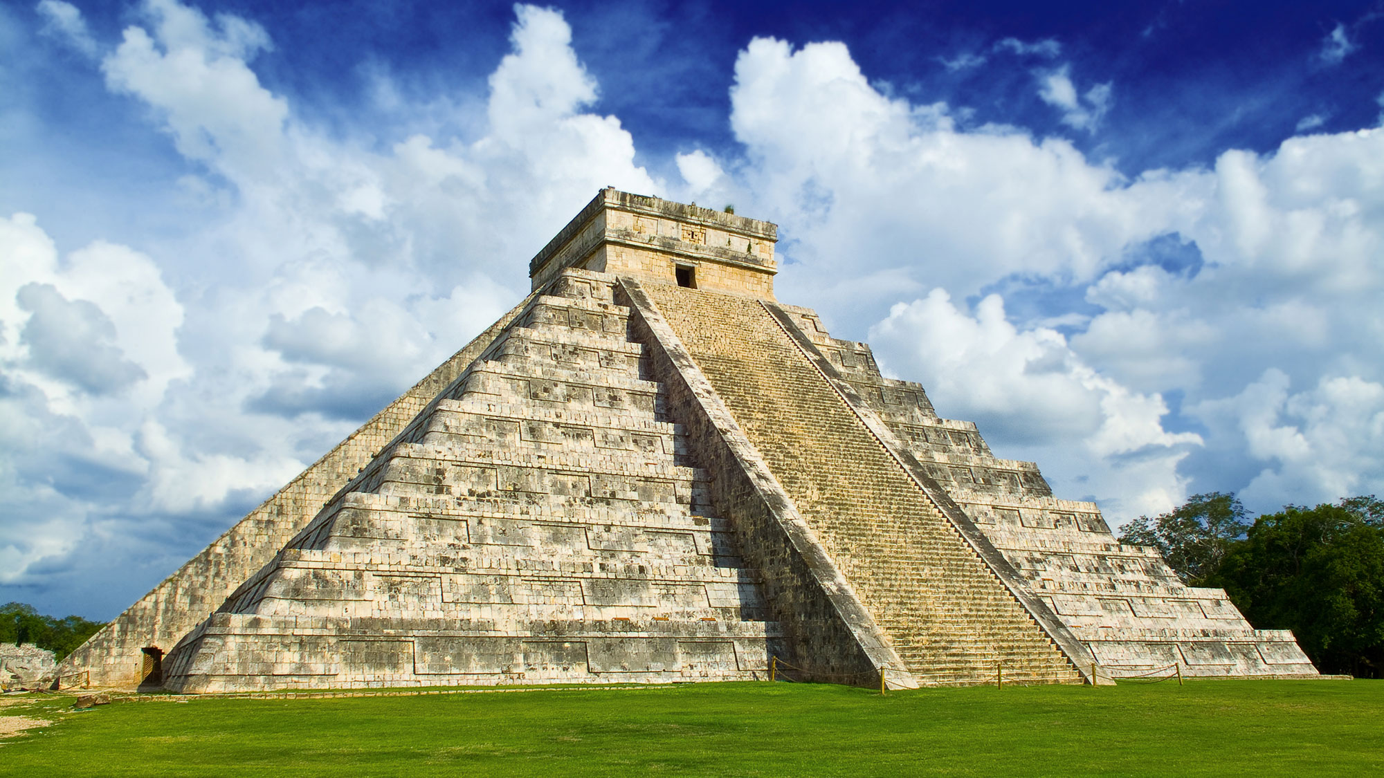 Chichen Itza is the biggest tourist draw in Yucatan state.