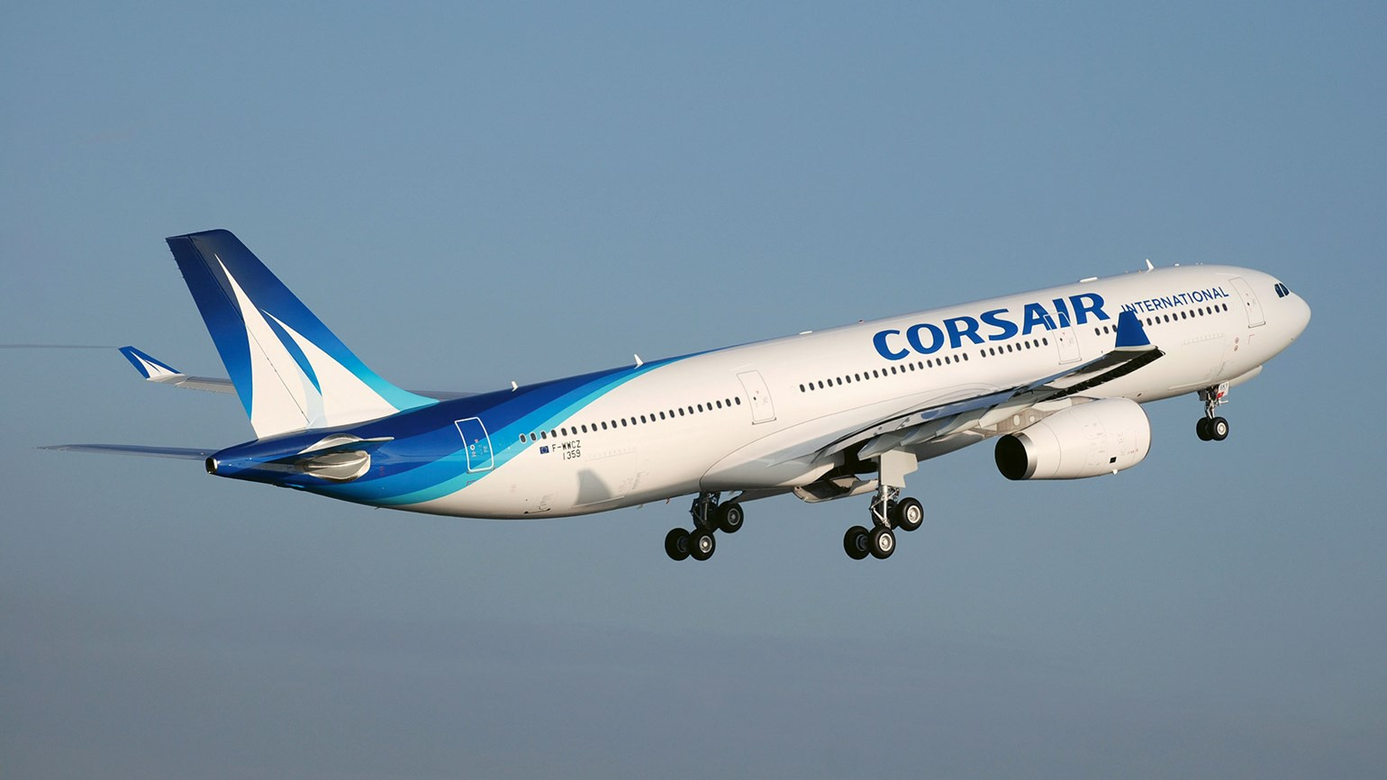 Paris-Miami is Corsair's first U.S. route