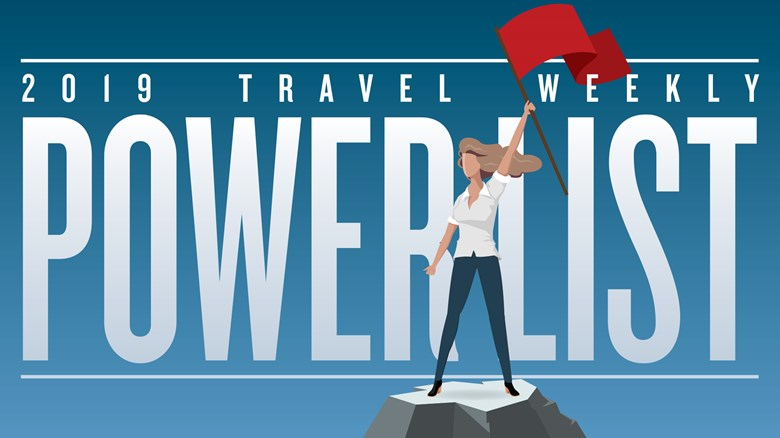 Travel Weekly's 2019 Power List