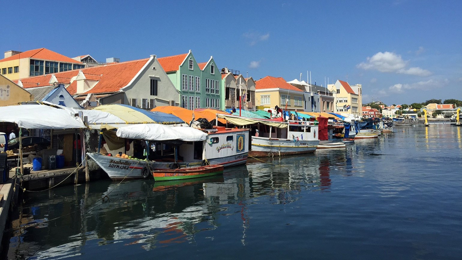 Arrivals on an upswing in Curacao