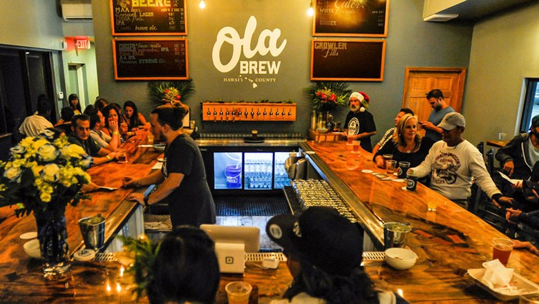 Hawaii Island's Ola Brew Co. grows quickly with focus on sustainability:  Travel Weekly