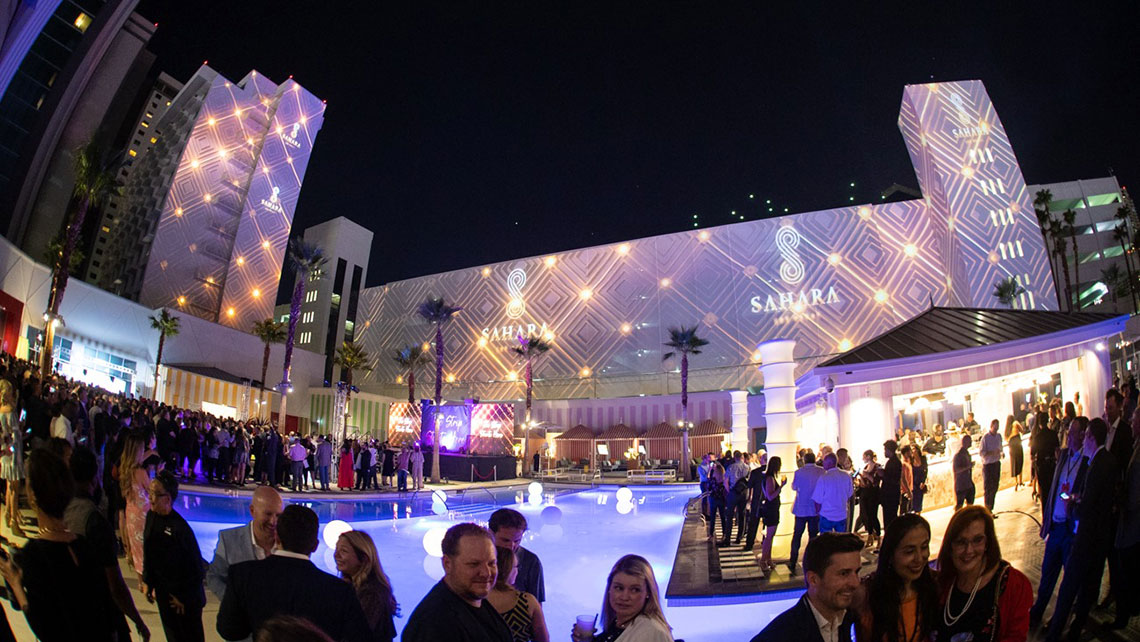 Sahara aims to bring the swing back to Vegas' North Strip