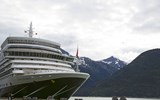 Exploring Alaska with Cunard
