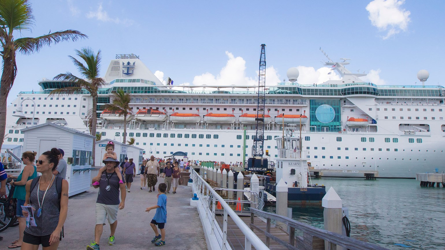 Ports from Key West to Alaska to benefit from Cuba cruise ban