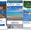 Cruise line apps help get the onboard spending started early