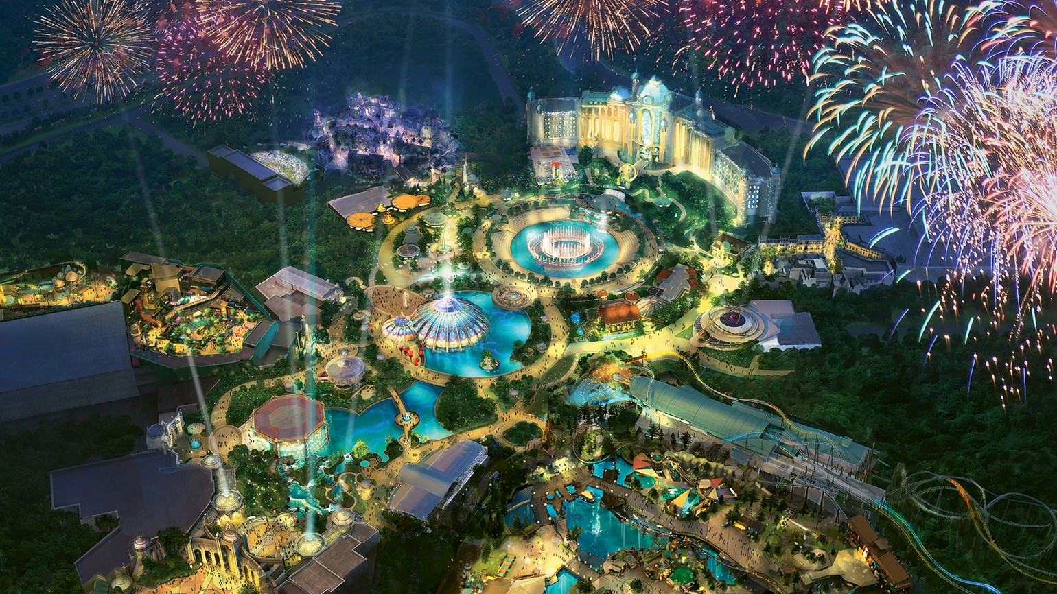 Epic Universe theme park is back on, Universal says