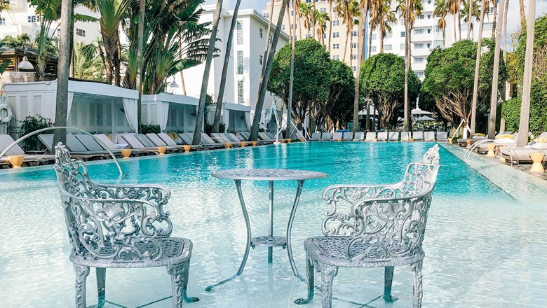 Miami Beach Hotel Packages Offer Luxe