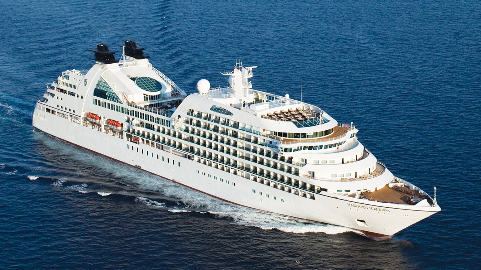 Seabourn sets lecturers for world cruise