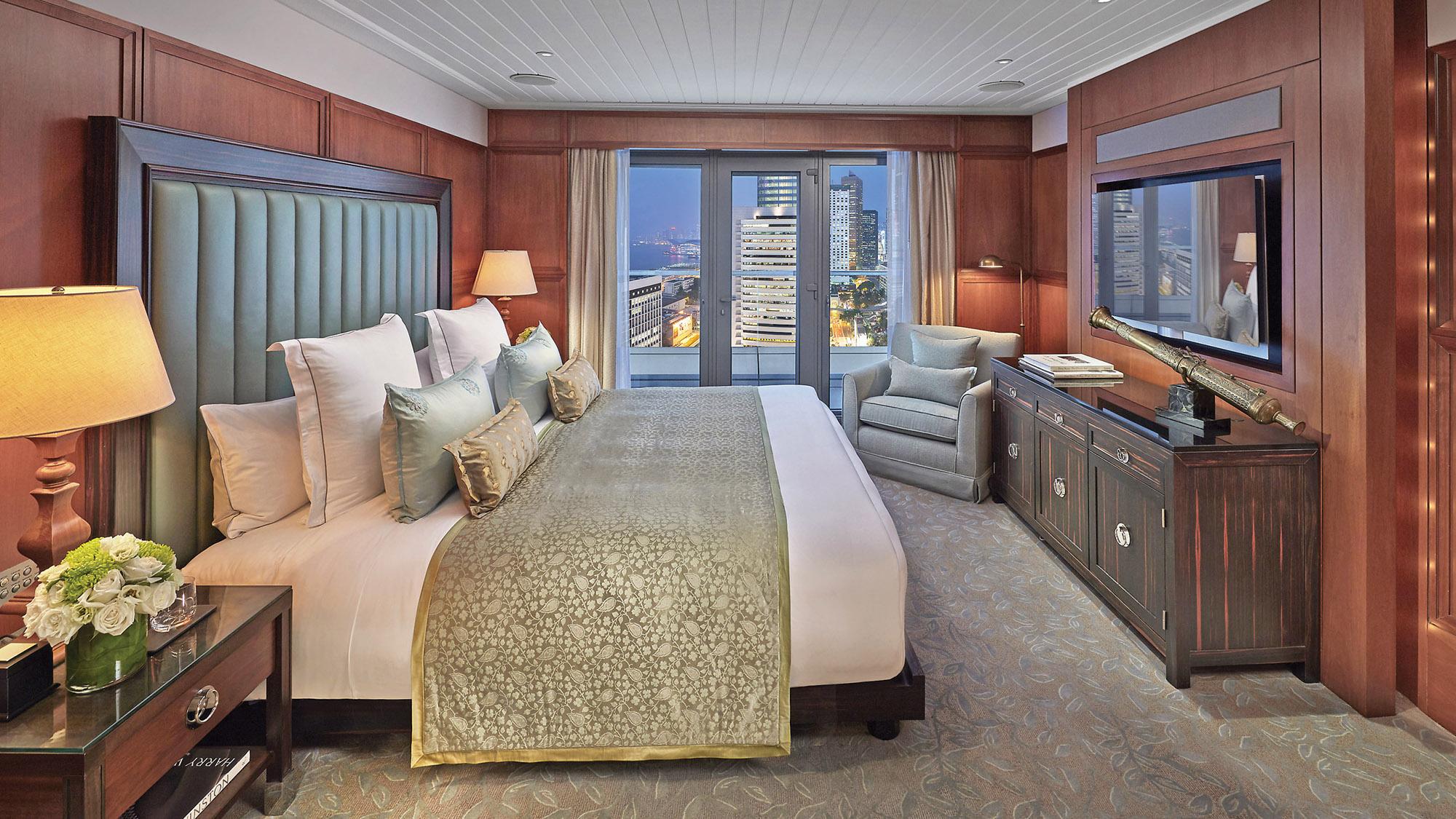 At Mandarin Oriental Hong Kong, a legacy of luxury: Travel