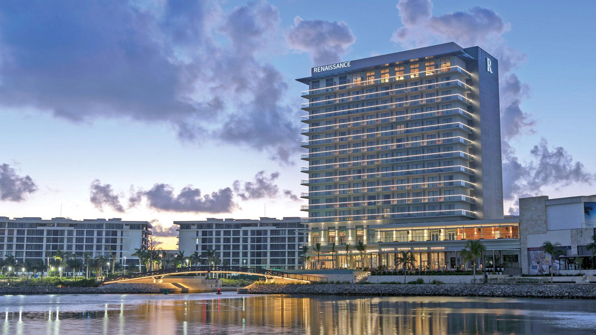 Renaissance Cancun Resort taps Mayan roots: Travel Weekly