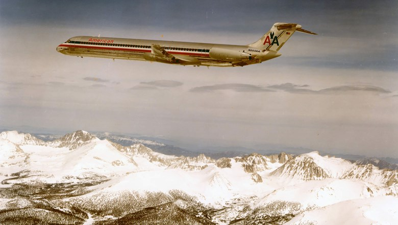 American Airlines operates its final MD-80 flight: Travel Weekly