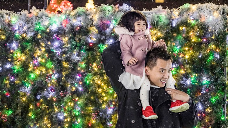 Enchant Christmas.Enchant Christmas Light Spectacular Coming To St Pete
