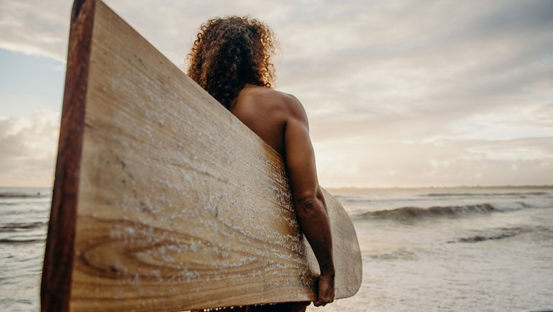 "The exhibit ""Mai Kinohi Mai: Surfing in Hawaii"" comes to the Bishop Museum in October."
