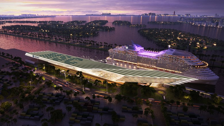 MSC Cruises receives approval for Miami double terminal